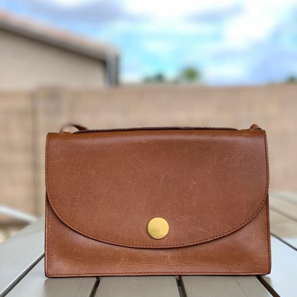 9841b2d284bd Madewell Handbags - Madewell the slim convertible bag